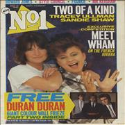 Click here for more info about 'Tracey Ullman - No 1 - May 1984'