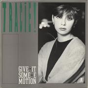 Click here for more info about 'Tracie - Give It Some Emotion'