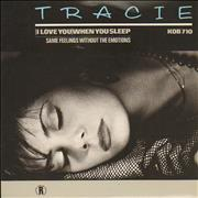 Click here for more info about 'Tracie - [I Love You] When You Sleep'