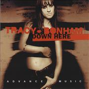 Click here for more info about 'Tracy Bonham - Down Here'