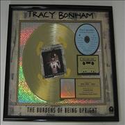 Click here for more info about 'Tracy Bonham - The Burdens Of Being Upright'