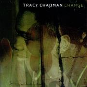 Click here for more info about 'Tracy Chapman - Change'