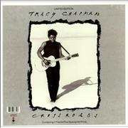 "Tracy Chapman Crossroads - limited box - sealed UK 12"" vinyl"