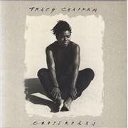 Tracy Chapman Crossroads UK vinyl LP