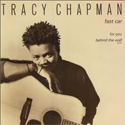 "Tracy Chapman Fast Car UK 12"" vinyl"