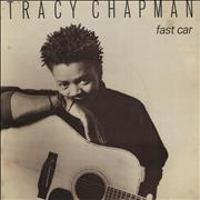 "Tracy Chapman Fast Car UK 7"" vinyl"