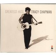 Tracy Chapman Greatest Hits UK CD album