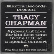 Click here for more info about 'Tracy Chapman - Play This Tape! Special Invitation'