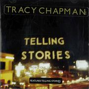 Click here for more info about 'Tracy Chapman - Telling Stories'