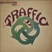 Click here for more info about 'Traffic - 5 Classic Albums'