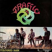 Click here for more info about 'Traffic - Coloured Rain - EX'