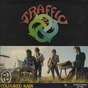 Click here for more info about 'Traffic - Coloured Rain'