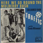 Click here for more info about 'Traffic - Here We Go Round The Mulberry Bush'