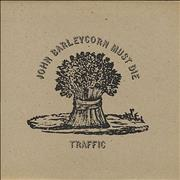 Click here for more info about 'Traffic - John Barleycorn Must Die - 1st - Rough'