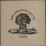 Click here for more info about 'John Barleycorn Must Die - 1st - Smooth'