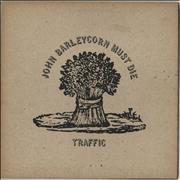 Click here for more info about 'Traffic - John Barleycorn Must Die - 1st - Rough - VG'
