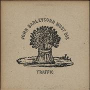 Click here for more info about 'Traffic - John Barleycorn Must Die - 1st - Smooth - EX'