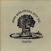 Click here for more info about 'Traffic - John Barleycorn Must Die - 2nd'