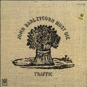 Click here for more info about 'Traffic - John Barleycorn Must Die - Sealed'