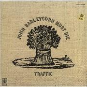 Traffic John Barleycorn Must Die - Sealed USA vinyl LP