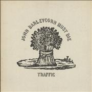 Click here for more info about 'Traffic - John Barleycorn Must Die'