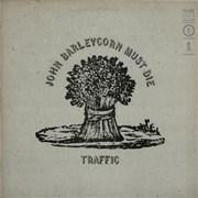 Traffic John Barleycorn Must Die UK vinyl LP
