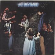 Click here for more info about 'Traffic - Last Exit - Palm Tree Label'
