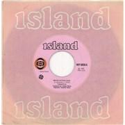 "Traffic Medicated Goo UK 7"" vinyl"