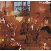 Traffic Mr Fantasy UK vinyl LP