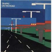 Traffic On The Road - 1st - EX UK 2-LP vinyl set