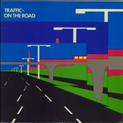 Click here for more info about 'Traffic - On The Road - 1st - VG'