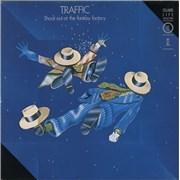 Traffic Shoot Out At The Fantasy Factory UK vinyl LP