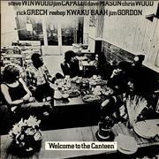 Click here for more info about 'Traffic - Welcome To The Canteen - Sunrise Label'