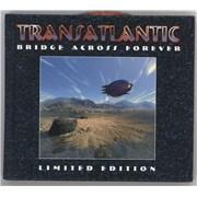 Transatlantic Bridge Across Forever - Limited Edition Germany 2-CD album set