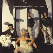 Click here for more info about 'Transvision Vamp - Baby I Don't Care'