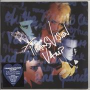 Click here for more info about 'Transvision Vamp - Little Magnets Versus The Bubble Of Babble - 180gram Blue Vinyl - Sealed'