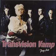 Click here for more info about 'Transvision Vamp - Pop Art'