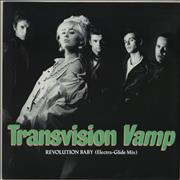 Click here for more info about 'Transvision Vamp - Revolution Baby - Reissue'