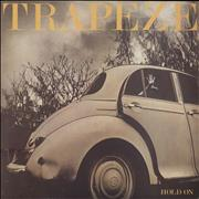 Trapeze Hold On UK vinyl LP