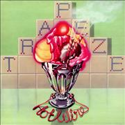 Trapeze Hot Wire UK vinyl LP