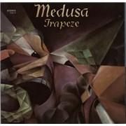 Trapeze Medusa - Autographed UK vinyl LP
