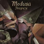 Trapeze Medusa UK vinyl LP