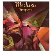 Trapeze Medusa UK CD album