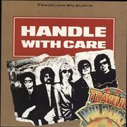 Click here for more info about 'Traveling Wilburys - Handle With Care'