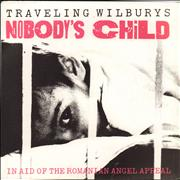 Click here for more info about 'Traveling Wilburys - Nobody's Child'