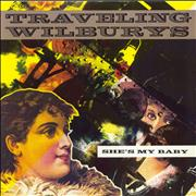Click here for more info about 'Traveling Wilburys - She's My Baby'