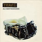 Click here for more info about 'Travis (90s) - All I Want To Do Is Rock'