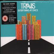 Click here for more info about 'Travis (90s) - Everything At Once - Sealed Deluxe Edition'