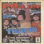Click here for more info about 'Travis (90s) - Melody Maker'