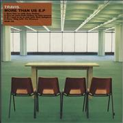 Click here for more info about 'Travis (90s) - More Than Us EP'